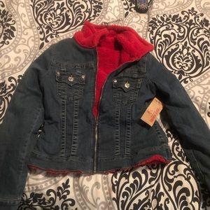 True religion reversible jacket